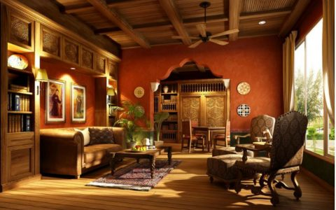 studio 54 Studio 54, Oriental-Infused Luxury Design Projects from Bangkok 852 480x300