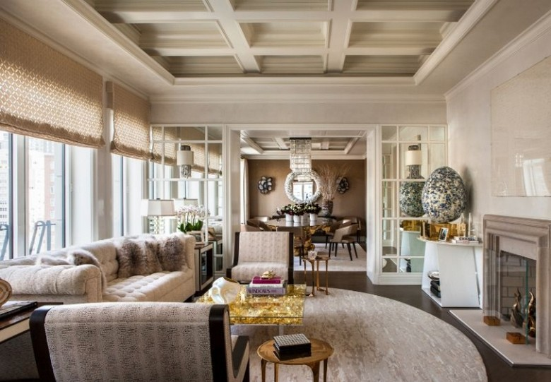 Arthur Dunman Designed Luxury Penthouse in NYC for Jed Johnson Studio Arthur Dunman Designed Luxury Penthouse in NYC for Jed Johnson Studio 5