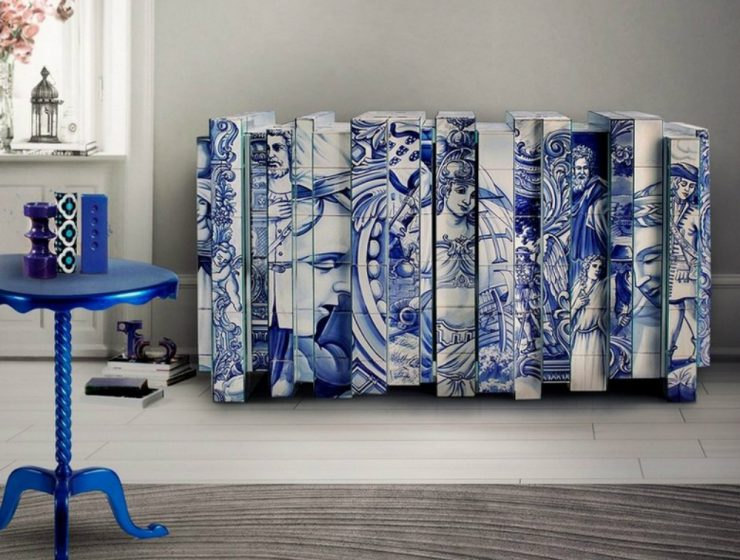 Enhance Your Living Room Decor with These Colourful Sideboards Enhance Your Living Room Decor with These Colourful Sideboards 7 1 740x560
