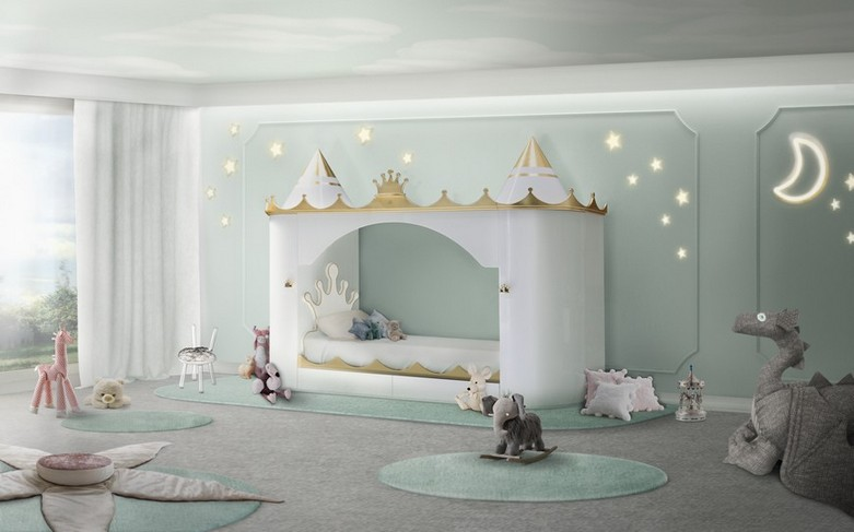 Kids Bedroom Ideas – Hot to get a Cinderella-Inspired Bedroom Kids Bedroom Ideas Hot to get a Cinderella Inspired Bedroom 2