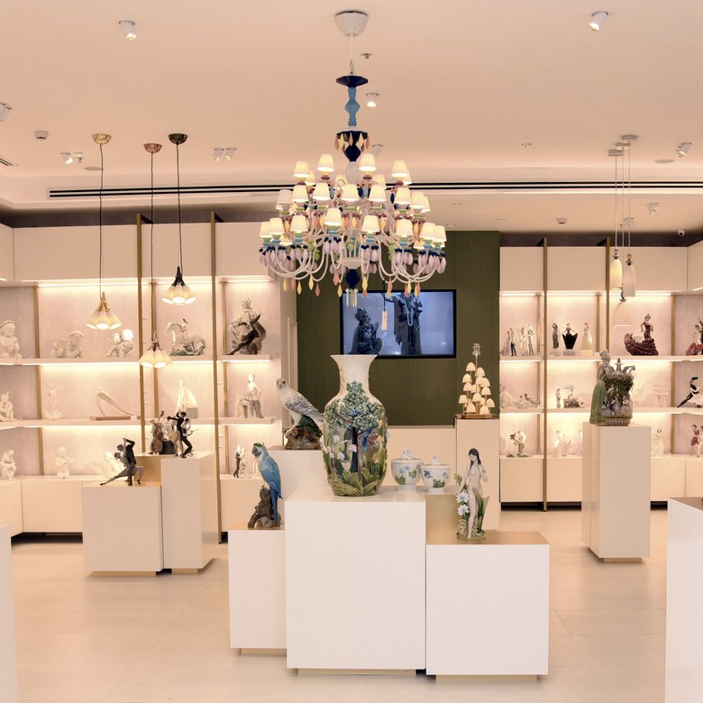 Lládró Opened a New Stunning Boutique in Mumbai Ll  dr   Opened a New Stunning Boutique in Mumbai 1