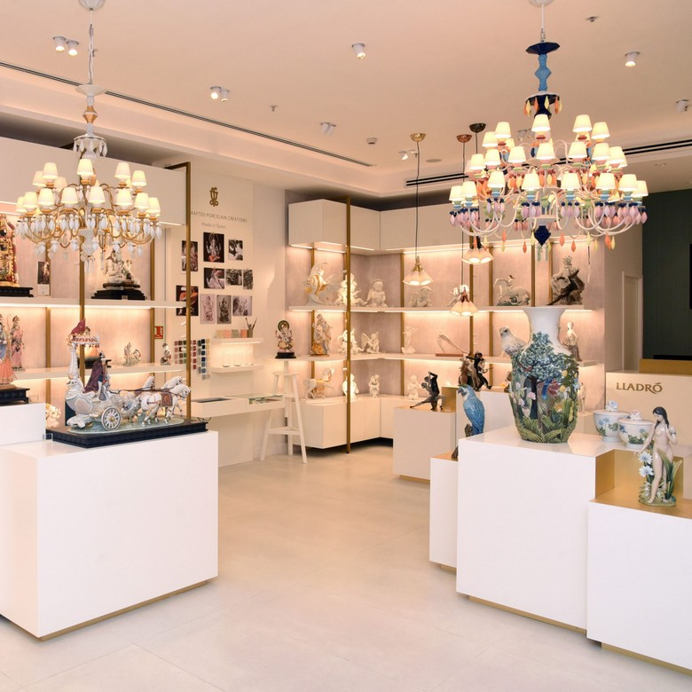 Lládró Opened a New Stunning Boutique in Mumbai Ll  dr   Opened a New Stunning Boutique in Mumbai 2