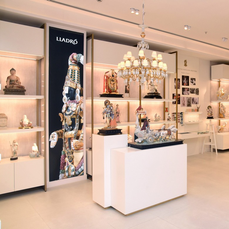 Lládró Opened a New Stunning Boutique in Mumbai Ll  dr   Opened a New Stunning Boutique in Mumbai 3