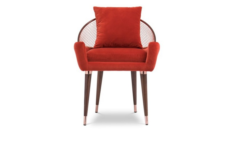 Upgrade Your Dining Room Decor With Orange Dining Chairs! Upgrade Your Dining Room Decor With Orange Dining Chairs 5