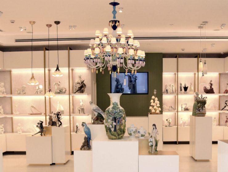 Lládró Opened a New Stunning Boutique in Mumbai gfsrtgsergser 740x560