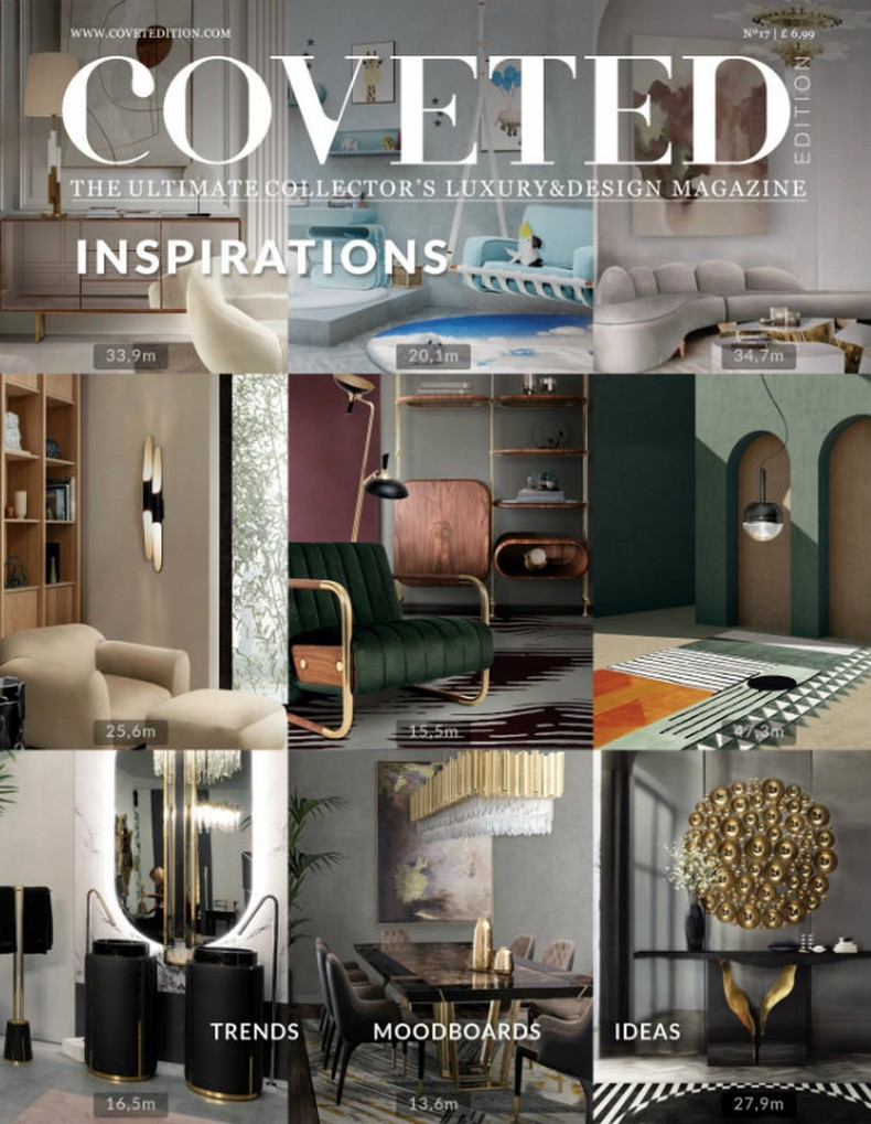 Discover a Whole New World of Inspirations with CovetED Magazine Discover a Whole New World of Inspirations with CovetED Magazine 17
