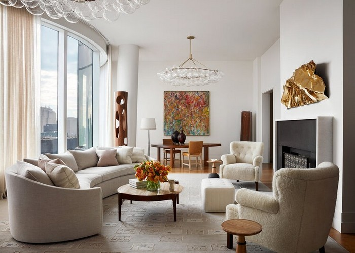 Explore This Midtown Project By David Scott Interiors  david scott interiors Explore This Midtown Project By David Scott Interiors  explore this midtown project david scott interiors 1
