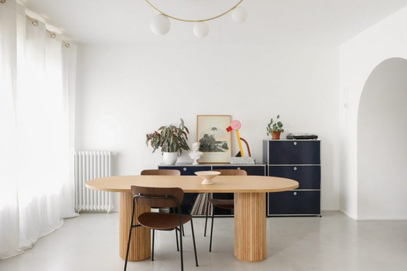 minimalist interior design Minimalist Interior Design: Fall In Love With This 70's French Apartment  minimalist interior design fall love with this 70s french apartment 6
