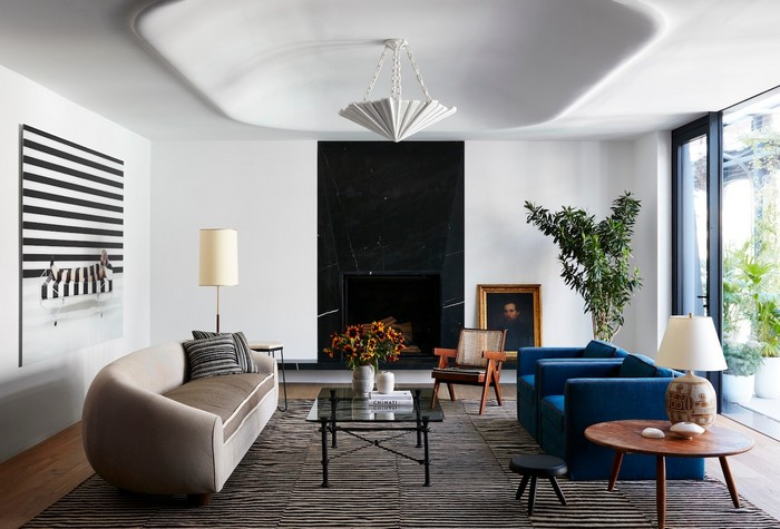 neal beckstedt studio Step Inside This NYC Penthouse Designed By Neal Beckstedt Studio step inside this nyc penthouse designed neal beckstedt studio 1