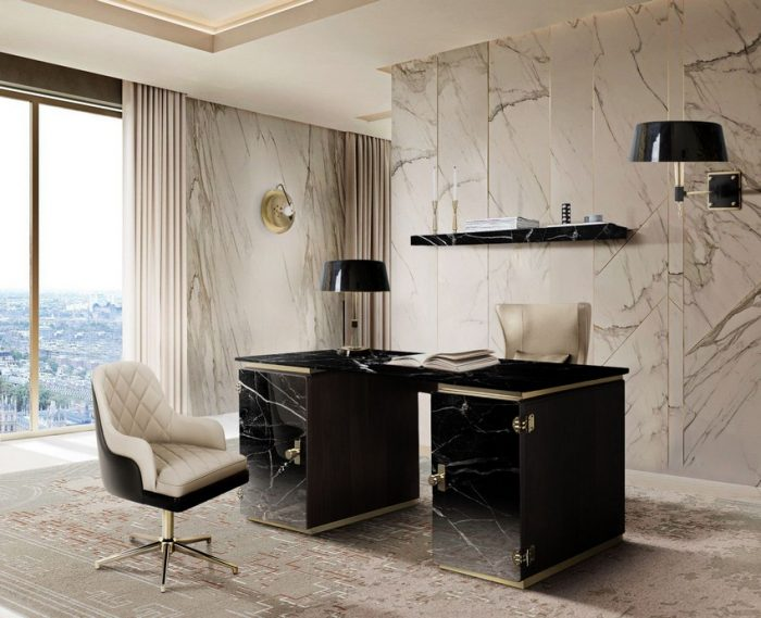 home office Upgrade Your Home Office With These Design Ideas upgrade your home office with these design ideas 3