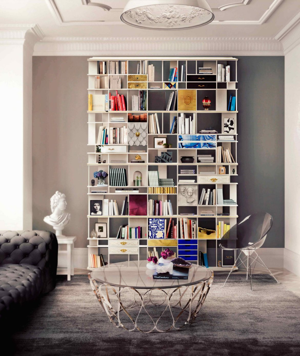 home office Upgrade Your Home Office With These Design Ideas upgrade your home office with these design ideas 7