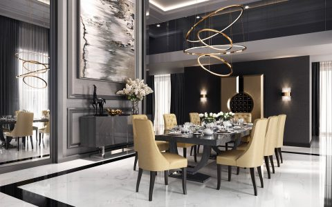 colección alexandra Meet Colección Alexandra, A New Vision Of Luxury Design 10 Coleccion Alexandra evolution dining room 480x300