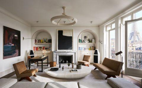 joseph dirand Step Inside Joseph Dirand's Paris Apartment 1e51c3eb7d8923556c22a68fe976778f 480x300