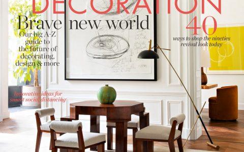 best interior design magazines 10 Best Interior Design Magazines in the UK You Must Know ELD AUG20 Cover RGB 4024x5121 1 480x300