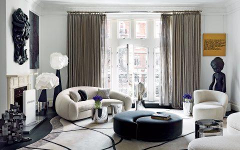 françois catroux Celebrate Design With François Catroux, The Iconic French Interior Designer London Townhouse 08 480x300