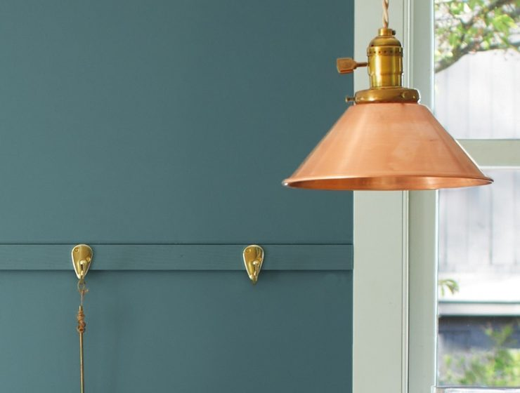 benjamin moore Benjamin Moore's 2021 Color Of The Year: Aegean Teal benjamin moores 2021 color the year aegean teal 4 740x560
