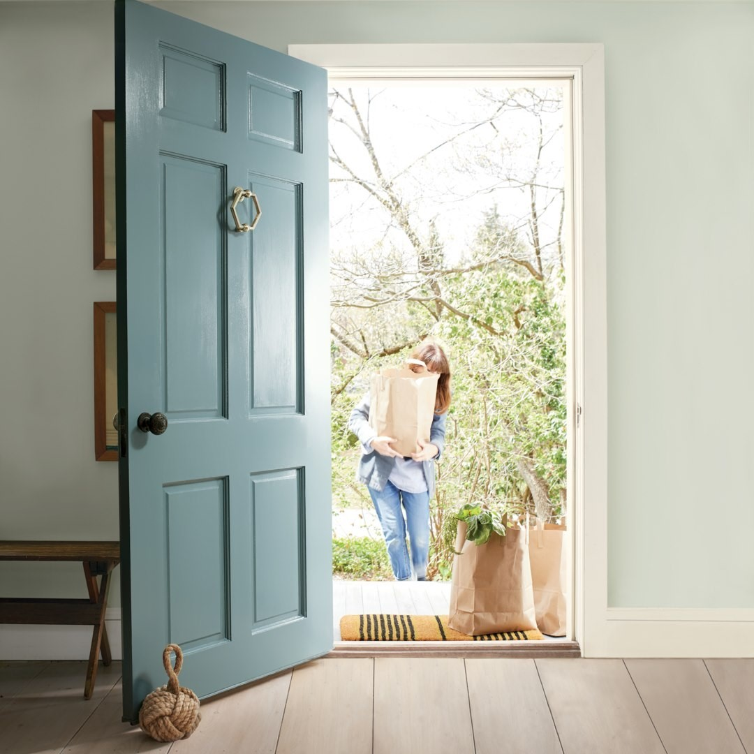 Benjamin Moore's 2021 Color Of The Year: Aegean Teal benjamin moore Benjamin Moore's 2021 Color Of The Year: Aegean Teal benjamin moores 2021 color the year aegean teal 5