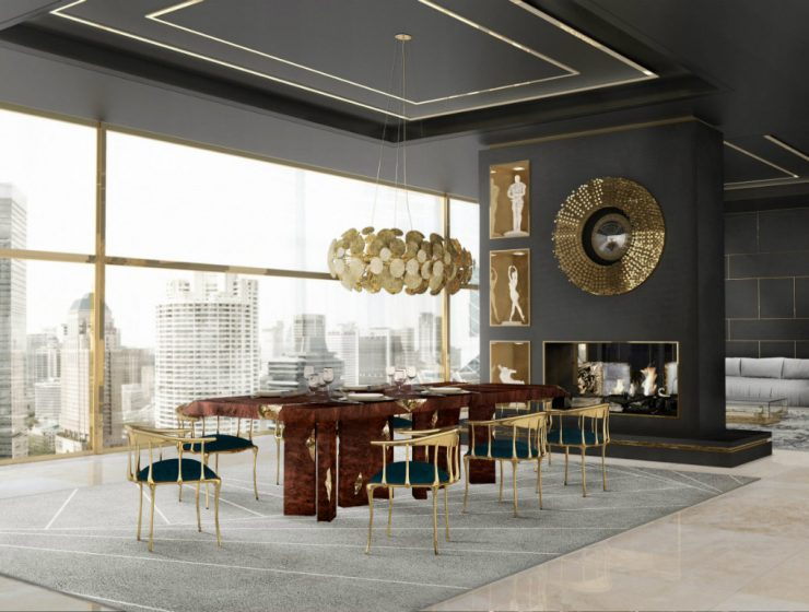 dining room Bespoke Furniture That Will Elevate Your Dining Room Decor bespoke furniture that will elevate your dining room decor 1 740x560