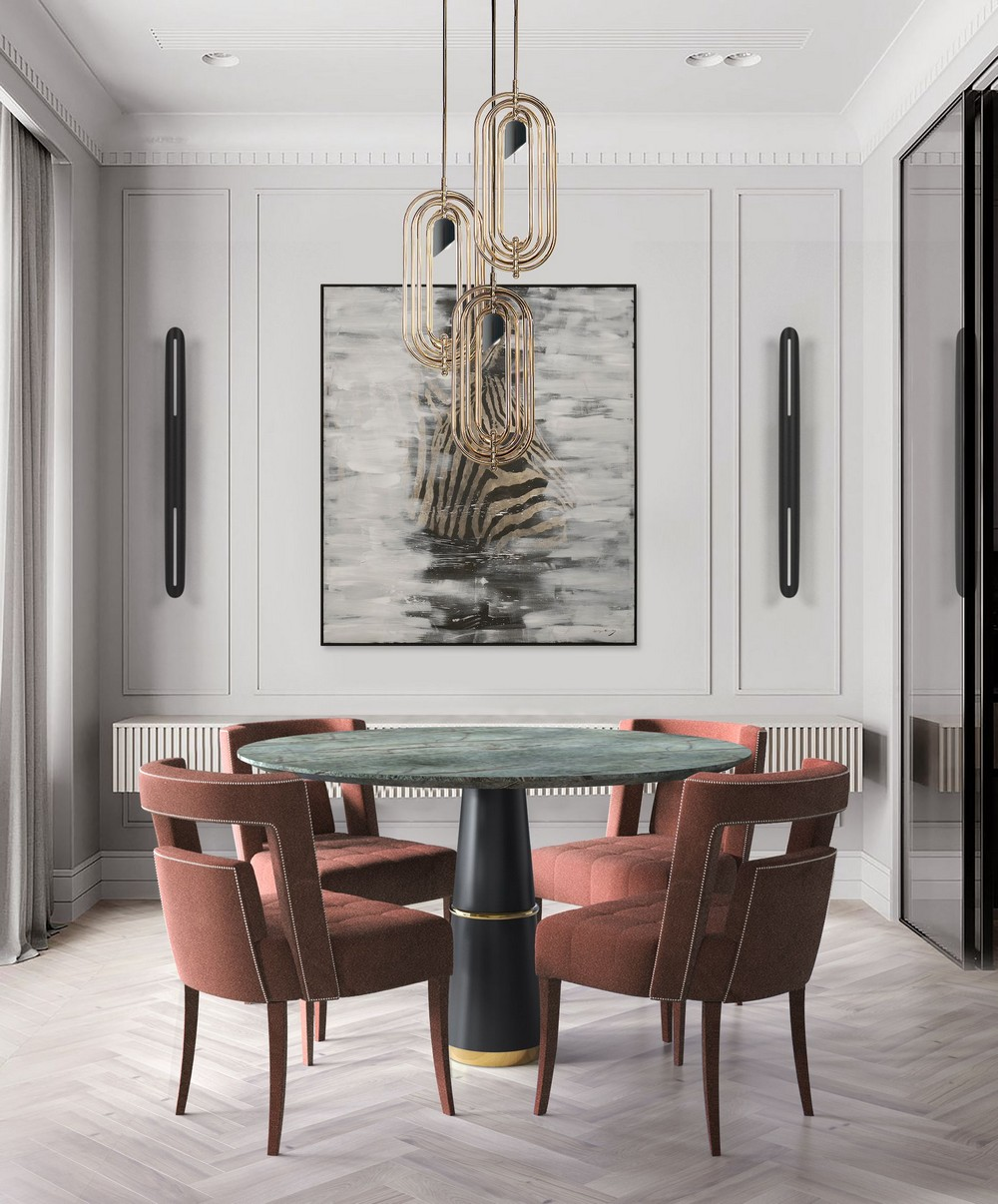 Elevate Your Dining Room With These Colorful Luxury Furniture dining room Elevate Your Dining Room With These Colorful Luxury Furniture elevate your dining room with these colorful luxury furniture 11