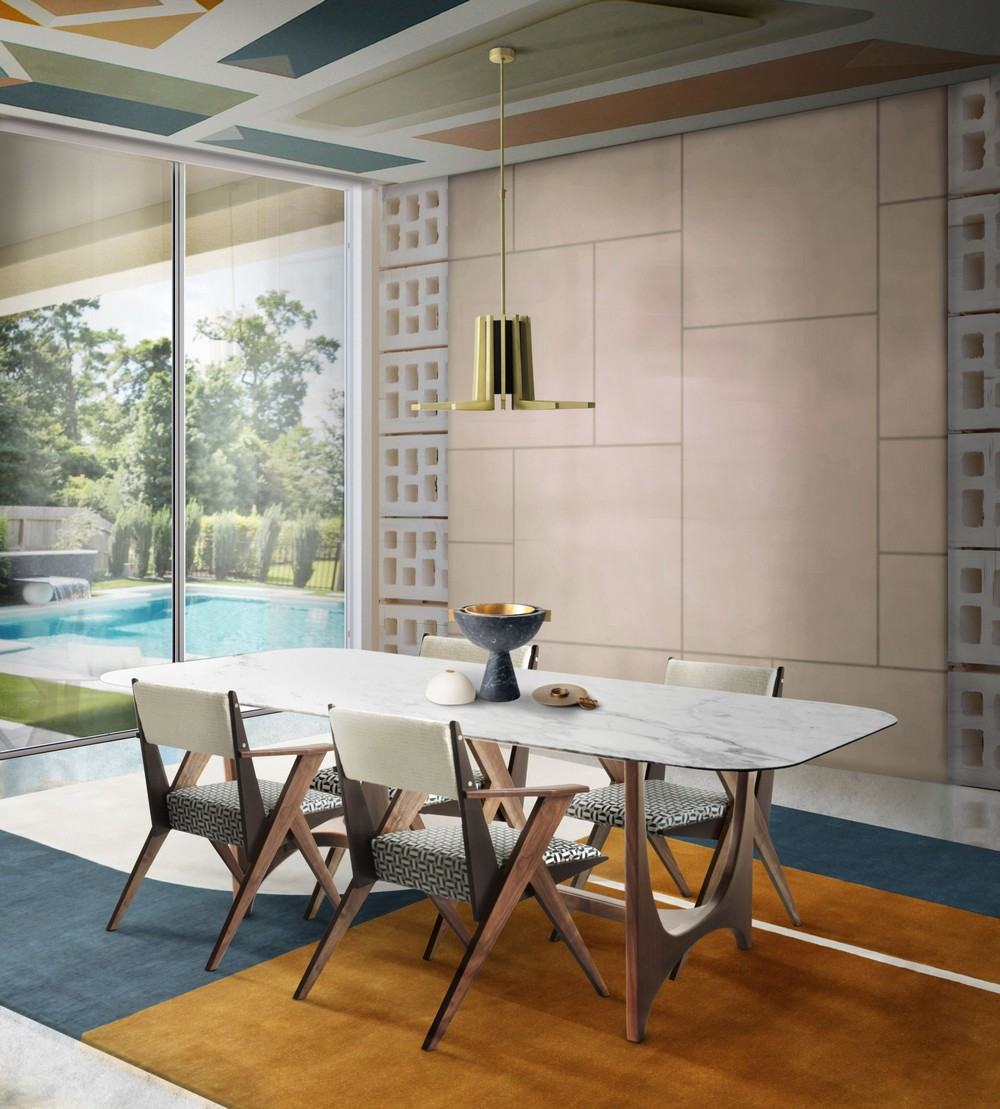 dining room Elevate Your Dining Room With These Colorful Luxury Furniture elevate your dining room with these colorful luxury furniture 15