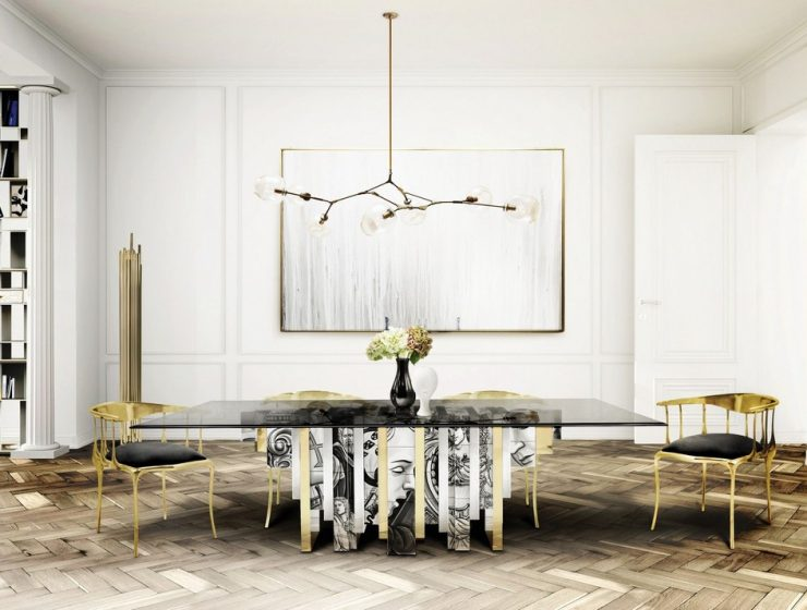dining room Elevate Your Dining Room With These Colorful Luxury Furniture  elevate your dining room with these colorful luxury furniture 17 740x560