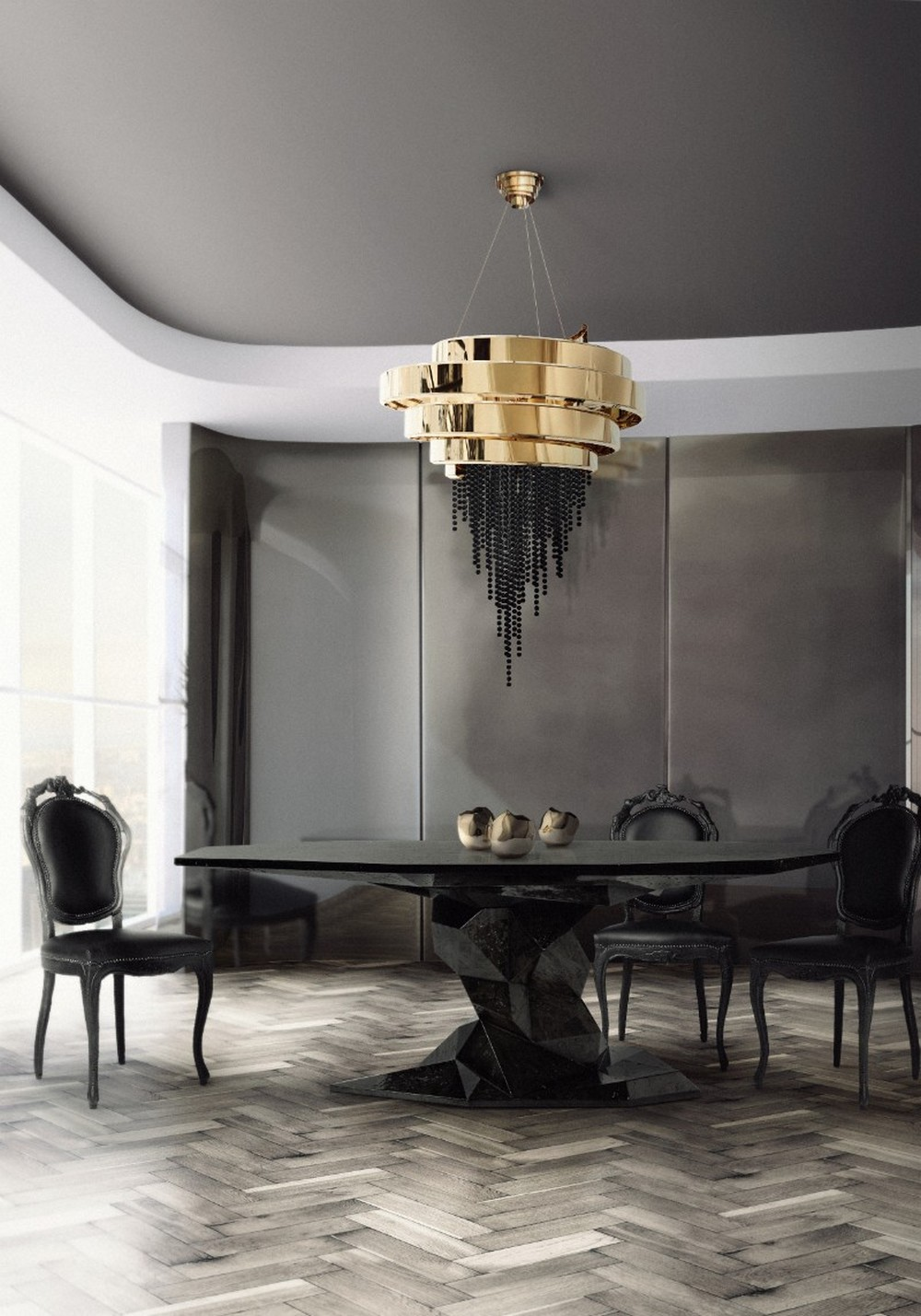 dining room Elevate Your Dining Room With These Colorful Luxury Furniture elevate your dining room with these colorful luxury furniture 19