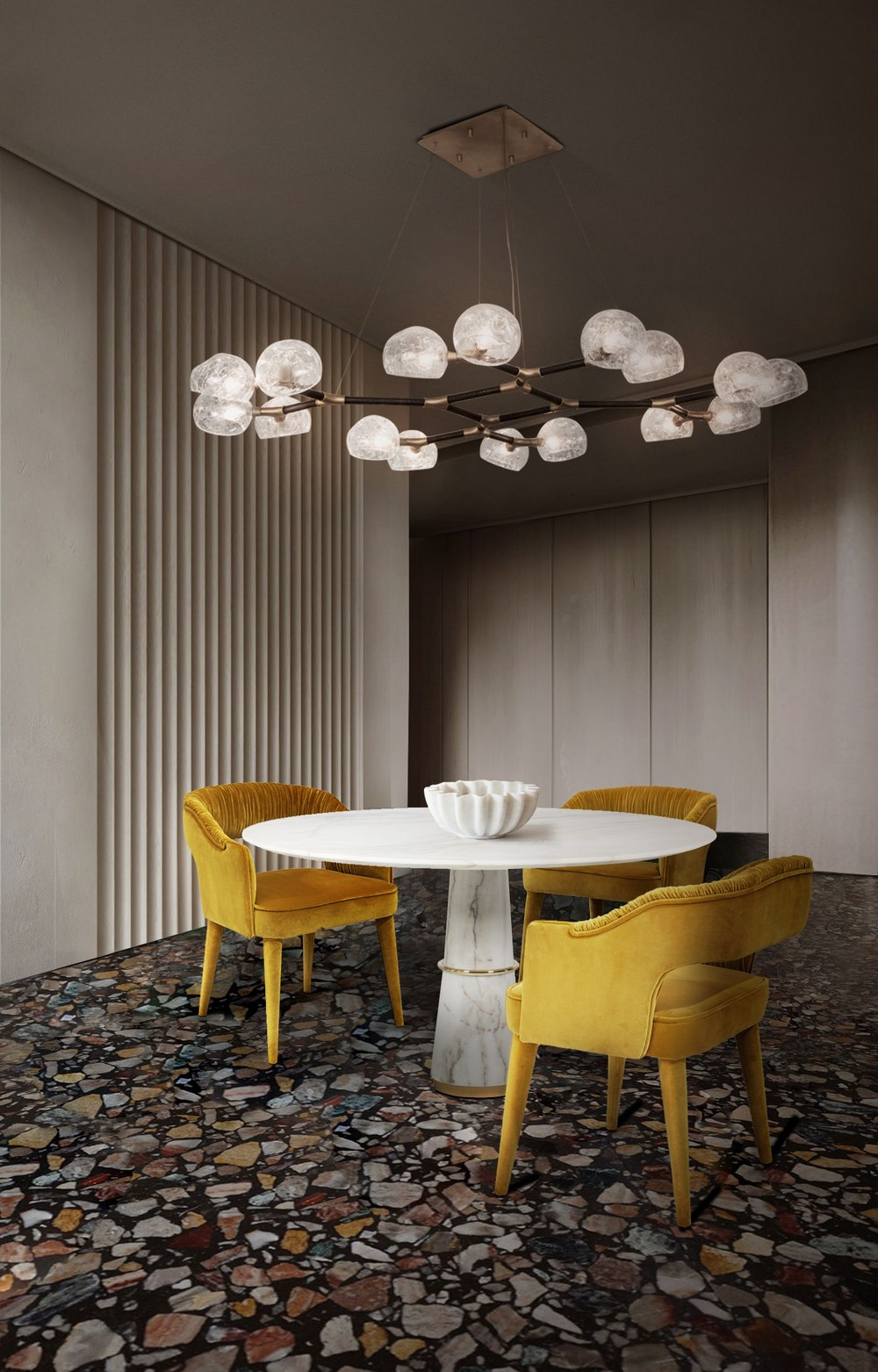 dining room Elevate Your Dining Room With These Colorful Luxury Furniture elevate your dining room with these colorful luxury furniture 9