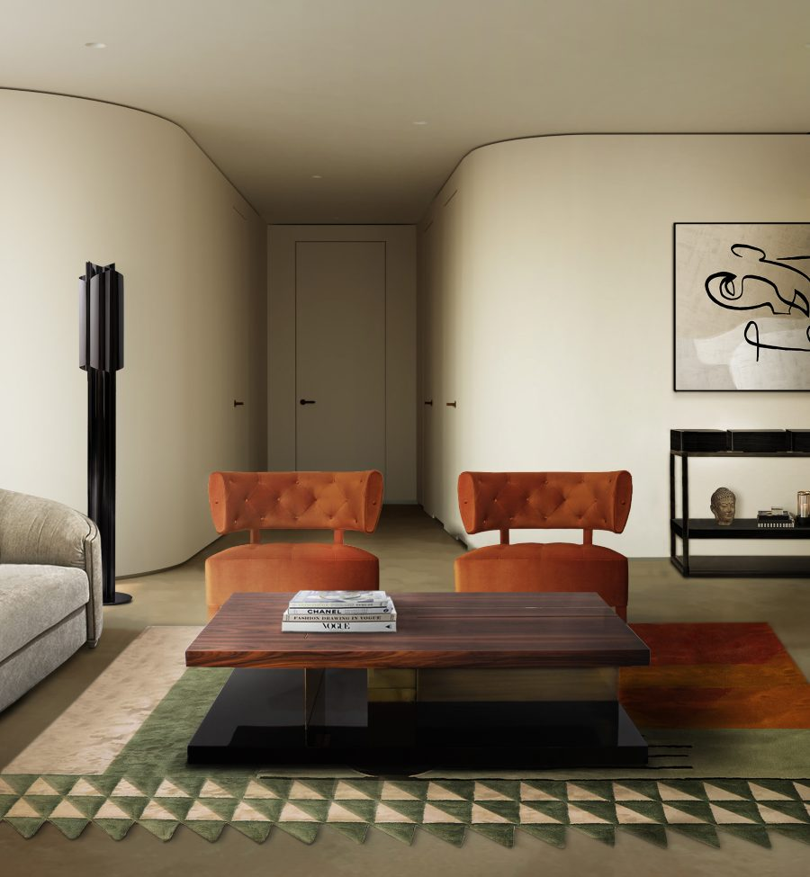modern mid-century Modern Mid-Century: One Of The Chapters Of The Modern Interiors Book modern mid century one the chapters the modern interiors book 4
