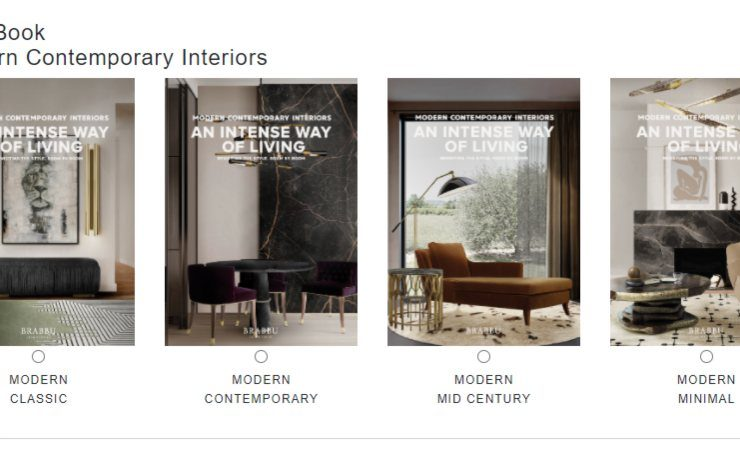 modern contemporary interiors Free Ebook: Modern Contemporary Interiors new book modern contemporary interiors ideas 3 740x449