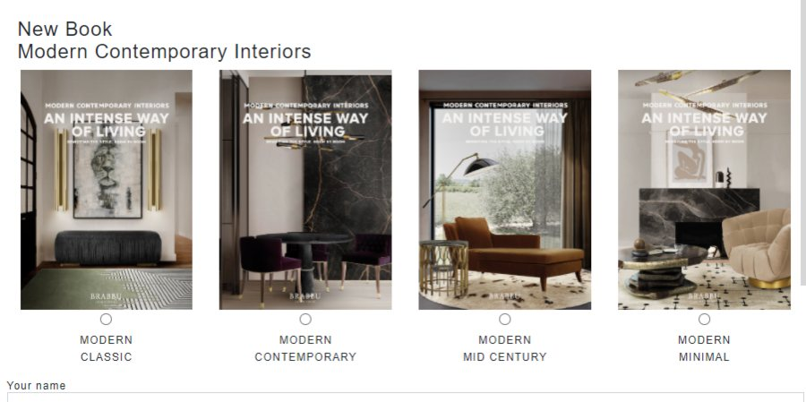 New Book: Modern Contemporary Interiors Ideas modern contemporary interiors New Book: Modern Contemporary Interiors Ideas new book modern contemporary interiors ideas 3