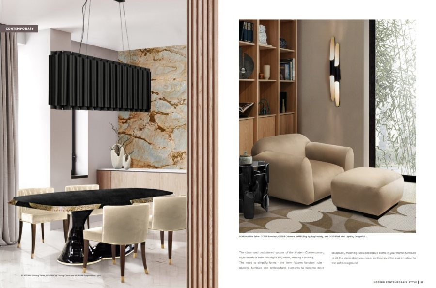 modern contemporary interiors New Book: Modern Contemporary Interiors Ideas new book modern contemporary interiors ideas 7