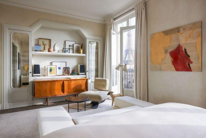 joseph dirand Step Inside Joseph Dirand's Paris Apartment step inside joseph dirands paris apartment 10
