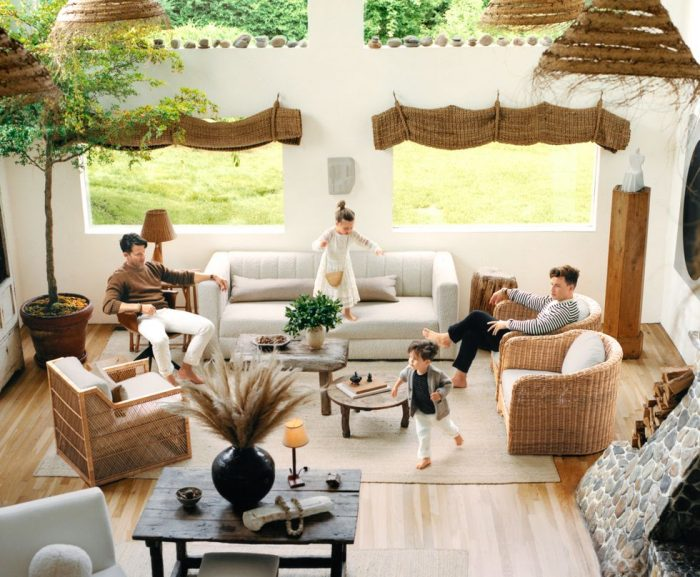 Step Inside Nate Berkus' Montauk Reatreat  nate berkus Step Inside Nate Berkus' Montauk Reatreat  step inside nate berkus montauk reatreat 1