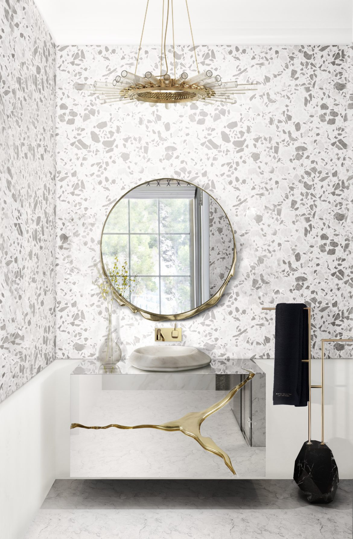 Terrazzo: The Design Trend Your Bathroom Needs terrazzo Terrazzo: The Design Trend Your Bathroom Needs terrazzo the design trend your bathroom needs 1