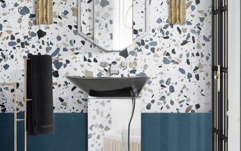 terrazzo Terrazzo: The Design Trend Your Bathroom Needs terrazzo the design trend your bathroom needs 2 480x300