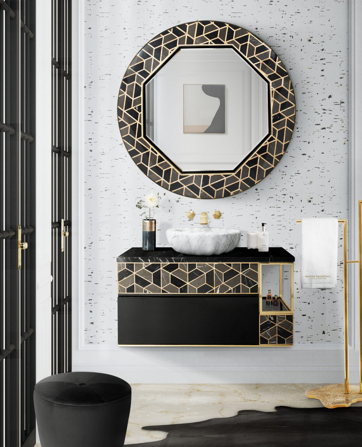 Terrazzo: The Design Trend Your Bathroom Needs terrazzo Terrazzo: The Design Trend Your Bathroom Needs terrazzo the design trend your bathroom needs 4