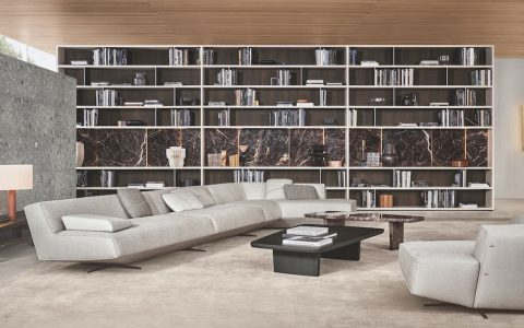 italian furniture brands Top Luxury Italian Furniture Brands: THE COMPLETE LIST! 15 inspirujacych pomyslow na biblioteczke w mieszkaniu 480x300
