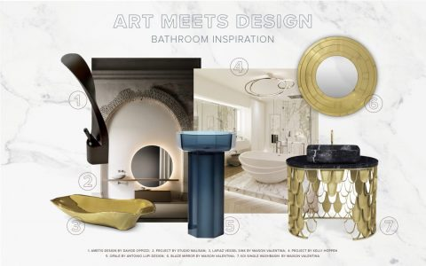 bathroom inspiration Bathroom Inspiration: When Art Meets Design  bathroom inspiration when art meets design 1 480x300