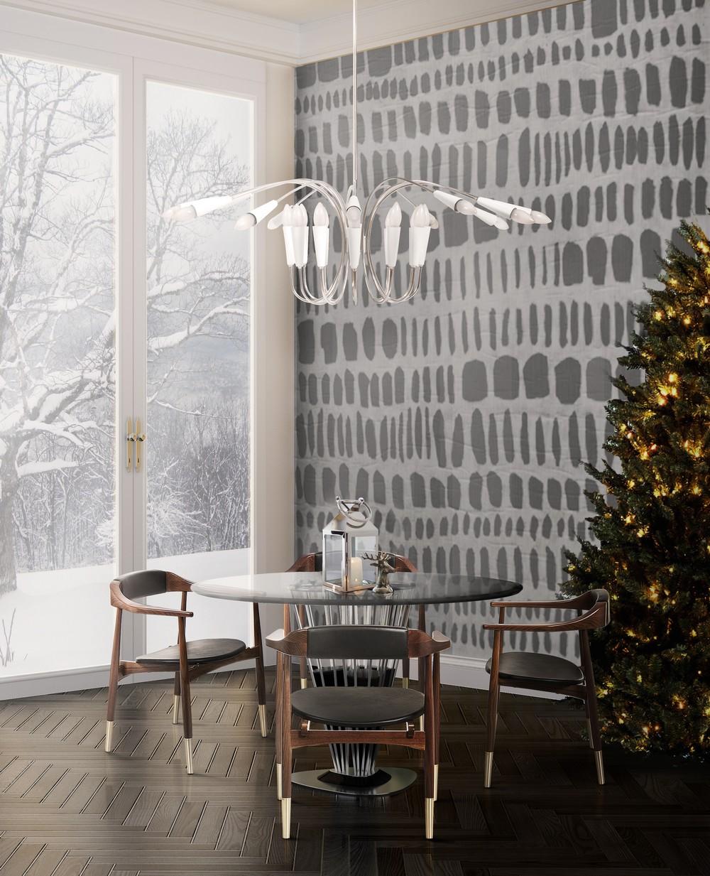 Christmas Dining Room Decor Ideas