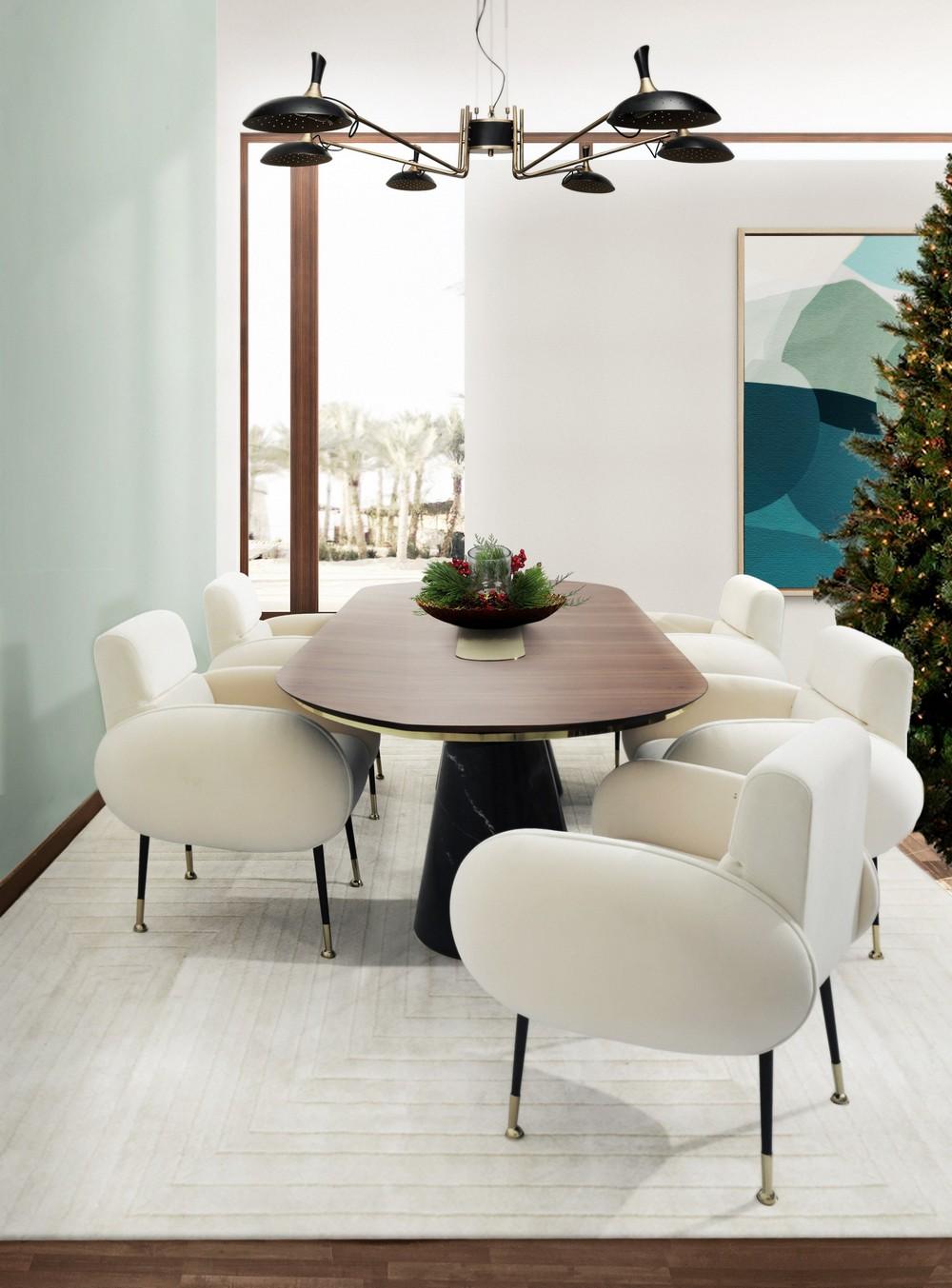 dining room Christmas Dining Room Decor Ideas christmas dining room decor ideas 9