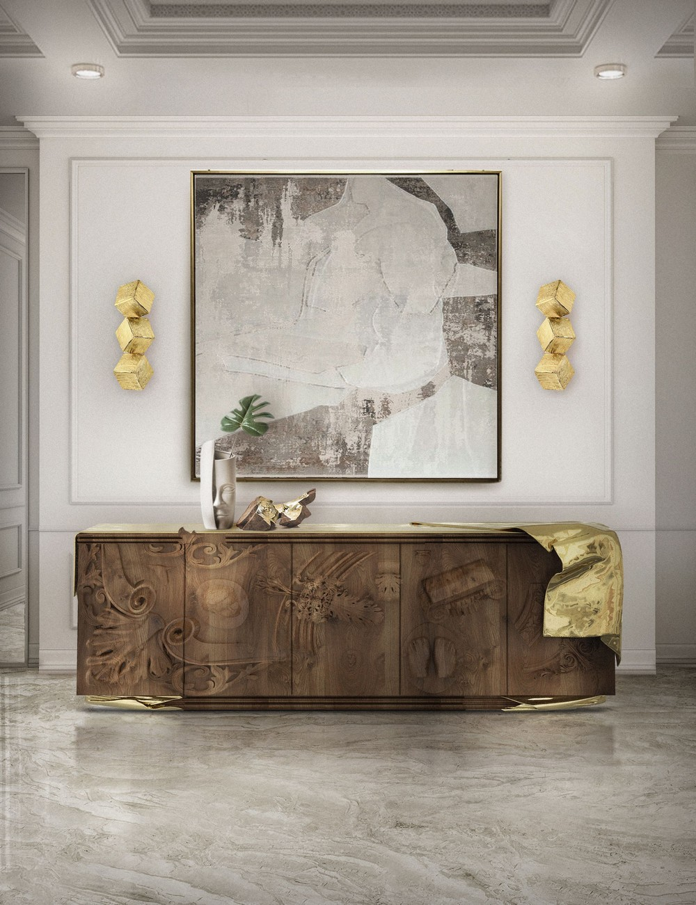 Design Inspiration: 7 Sideboards For 7 Styles sideboards Design Inspiration: 7 Sideboards For 7 Styles design inspiration sideboards for styles 1