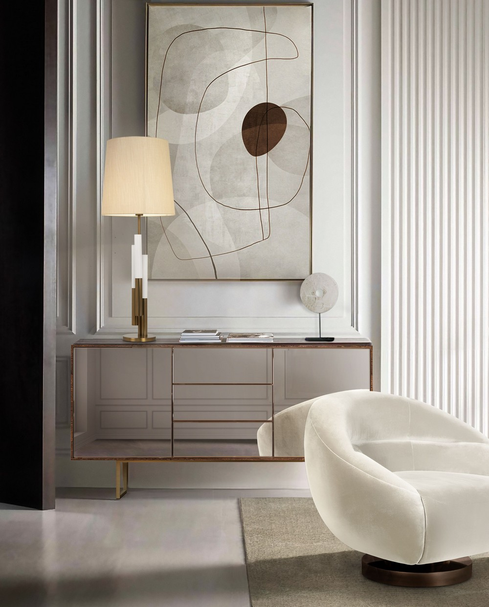 Design Inspiration: 7 Sideboards For 7 Styles