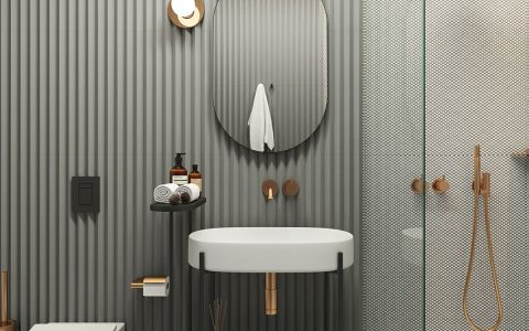 bathroom tile trends Discover Here The Hottest Bathroom Tile Trends 2021/2022 dfbe81e3dc17fbae208307bd5ec31759 480x300