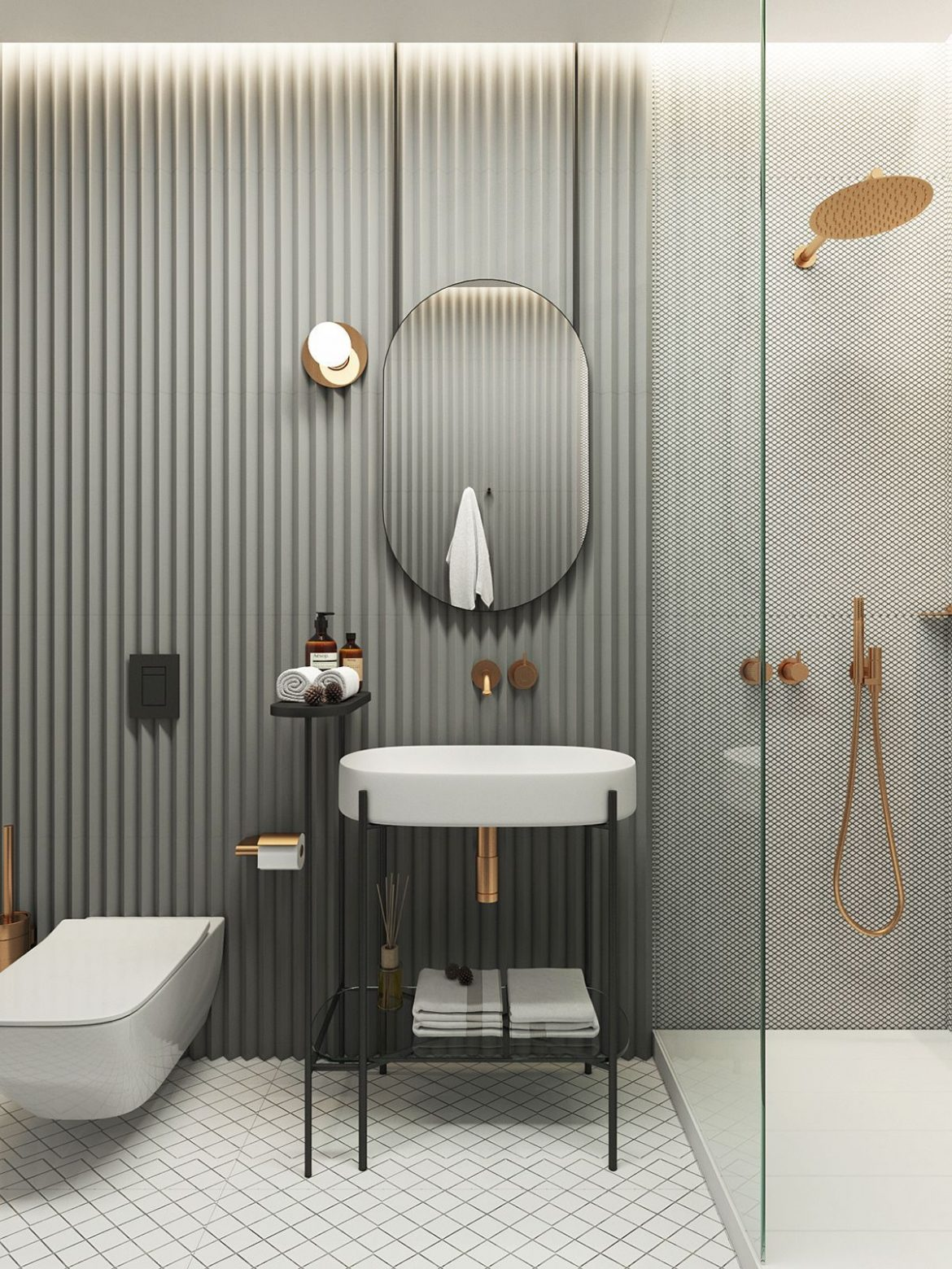 Discover Here The Hottest Bathroom Tile Trends 2021 2022