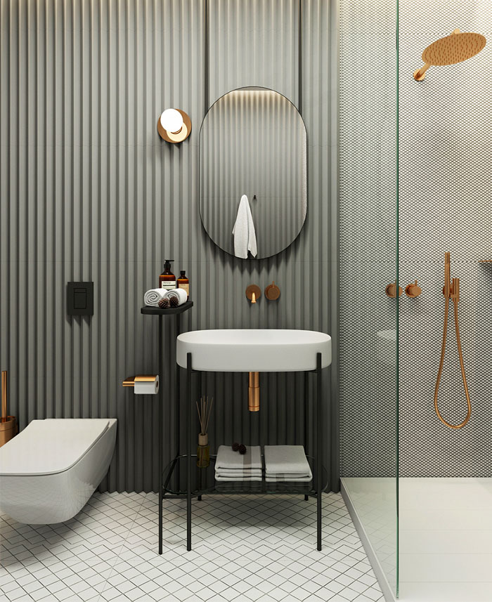 Discover Here The Hottest Bathroom Tile Trends 2021/2022 bathroom tile trends Discover Here The Hottest Bathroom Tile Trends 2021/2022 discover here the hottest bathroom tile trends 2021 2022 4