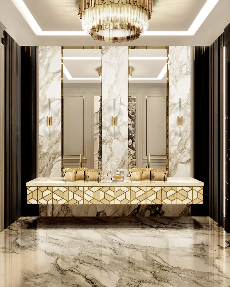 bathroom tile trends Discover Here The Hottest Bathroom Tile Trends 2021/2022 discover here the hottest bathroom tile trends 2021 2022 5