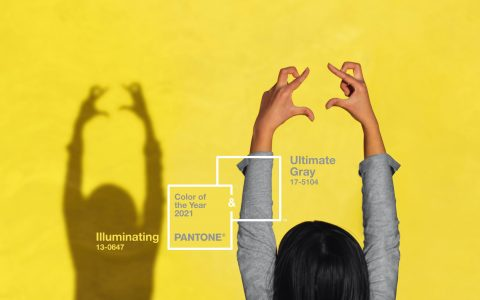 pantone Pantone's Colors Of The Year 2021: Ultimate Grey And Illuminating e64ad743 480x300