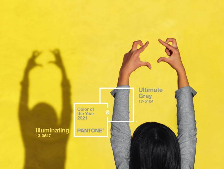 pantone Pantone's Colors Of The Year 2021: Ultimate Grey And Illuminating e64ad743 740x560  Home e64ad743 740x560