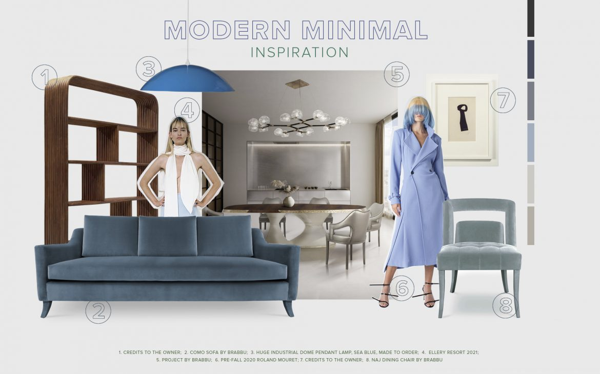 How To Introduce Modern Minimal Into Your Home Decor