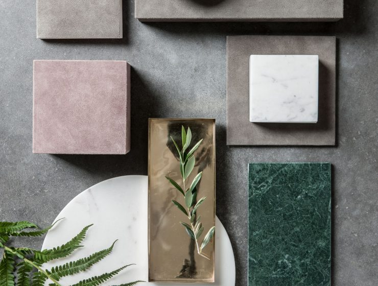 materials and finishes Materials And Finishes: Discover Here The Trends For 2021  materials and finishes discover here the trends for 2021 2 740x560